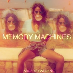 Synth Pop indie experiemental dream pop Arcadia Gardens  Arcadia Gardens   Purple Glow and Memory Machines album artworks 000023856152 blvszi original 300x300
