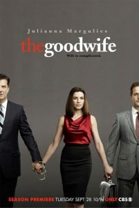 The Good Wife Michael J Fox Lockhart and Gardner justice Julianna Margulies Florrick chicago  The Good Wife, le scandale ne passera pas par elle. 