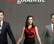 The Good Wife, le scandale ne passera pas par elle.