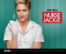 Nurse Jackie, attention infirmire  cran.