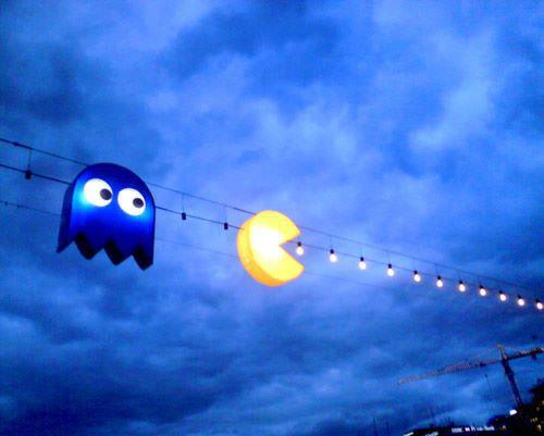 Street art of the week street art art  Street art of the week #9 pacman