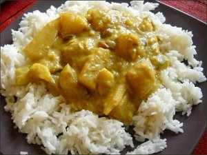 rien dans le frigo recette recette Kefta maison frigo vide recette curry  Survivre au mois daot  vegecarib71 300x225