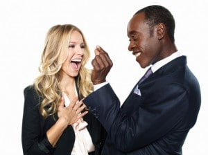 sexy sexe Management Kristen Bell House of Lies Don Cheadle Consultant  House of Lies. Whos your daddy ? 