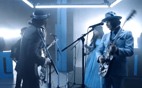jack white Im Shakin Blunderbuss blues  Jack White   Im Shakin Screenshot 21