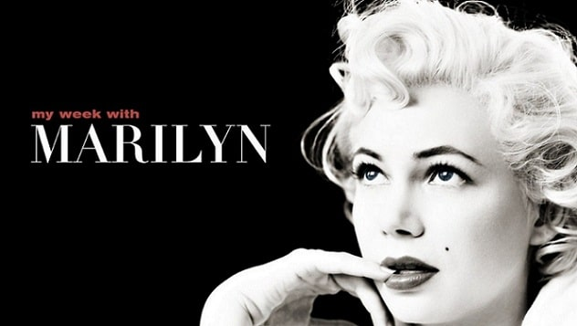 Tournage star My Week With Marilyn Michelle Williams Marilyn Monroe Londres Laurence Olivier  My Week With Marilyn my week with marilyn