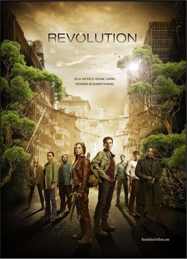Revolution Lost JJ Abrams chicago Black Out  Revolution. Il va faire tout noir. 