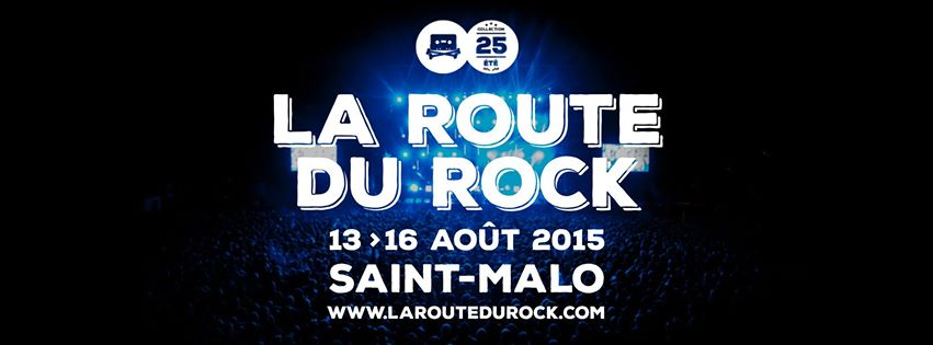 la route du rock 2015 la programmation compl te. Black Bedroom Furniture Sets. Home Design Ideas
