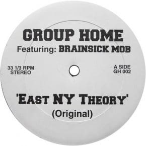 Group Home - East NY Theory - 1996