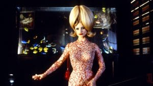Mars Attacks! (1996) Directed by Tim Burton Shown: Lisa Marie (as Martian girl)