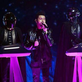grammy awards daft punk