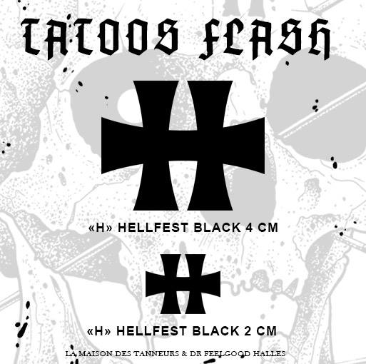 Hellfest tattoo day