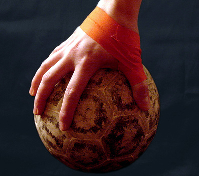 match handball