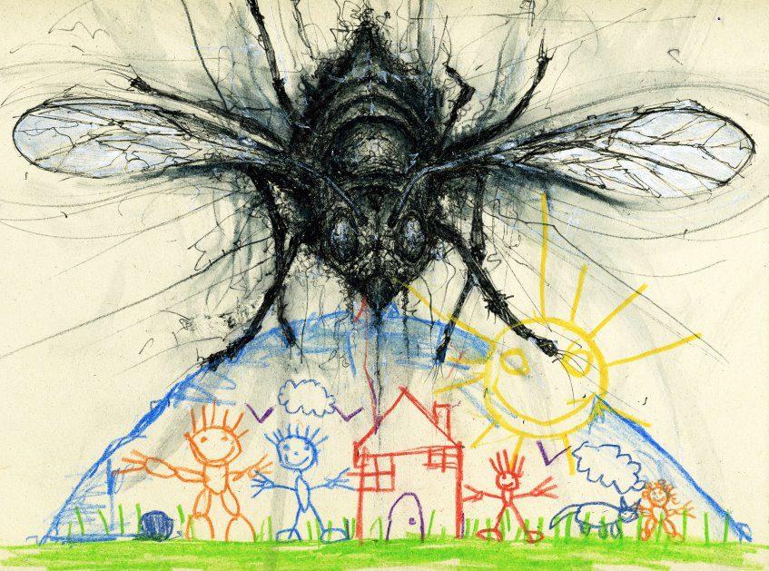 attention-dessin-enfant-street-art
