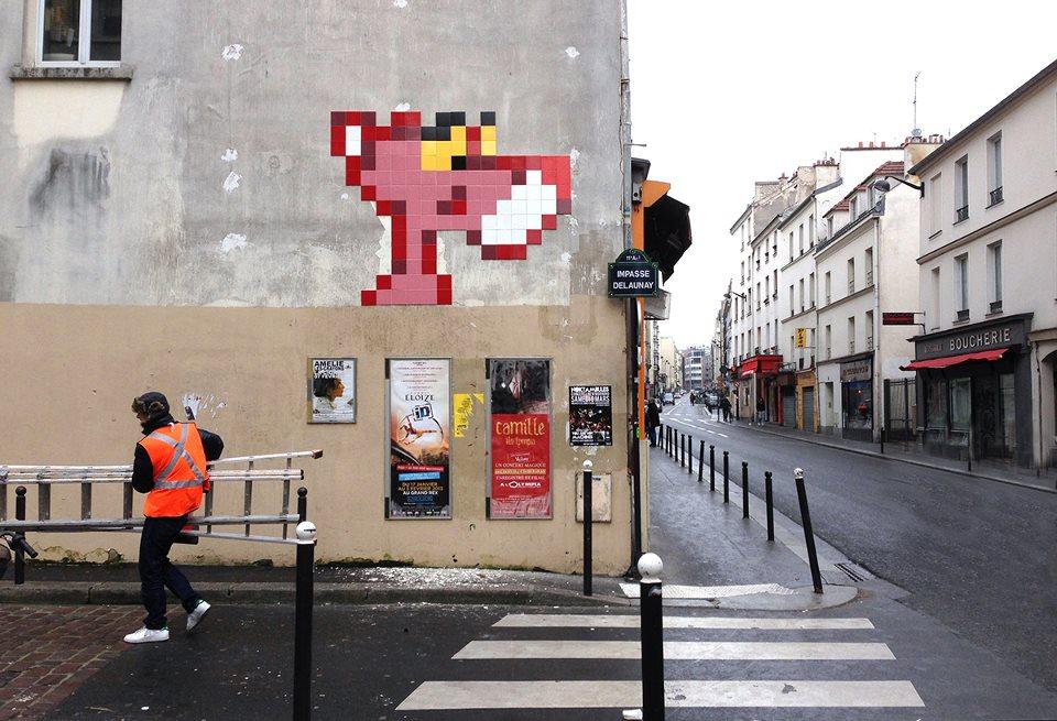invaders in paris