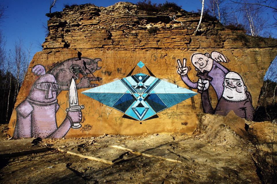 le-graal-street-art