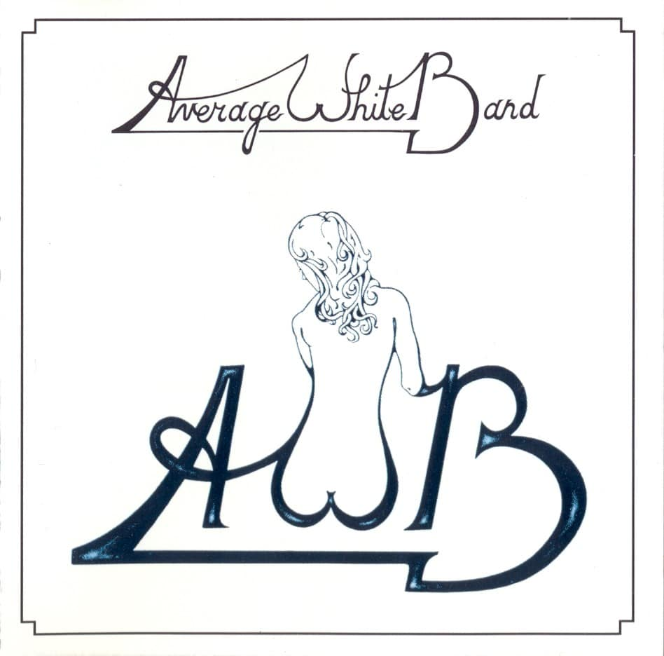 Average White Band - AWB - 1974