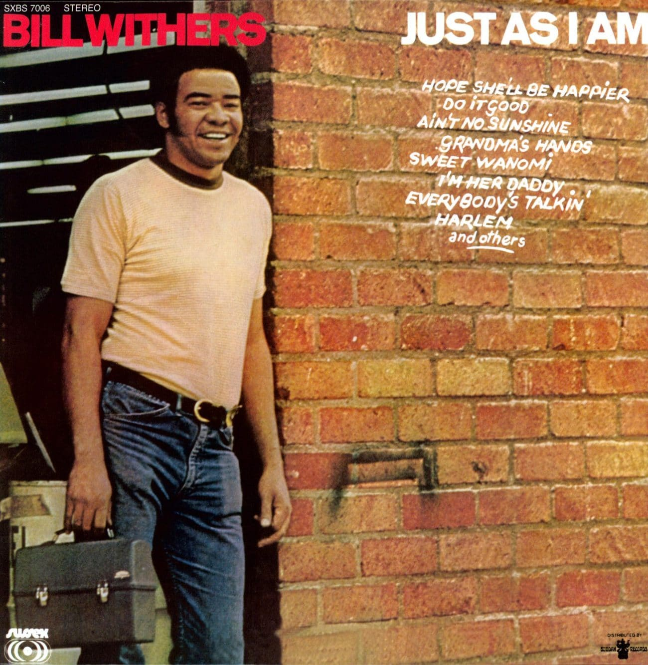 Bill Withers - Just As I Am - 1971
