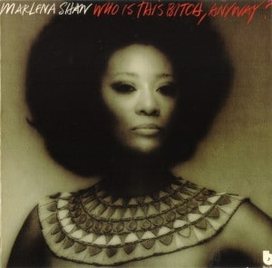 Marlena Shaw - Who Is This Bitch, Anyway - 1975