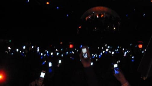 cellphonesconcert