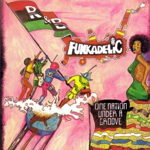 Funkadelic - One Nation Under A Groove - 1978