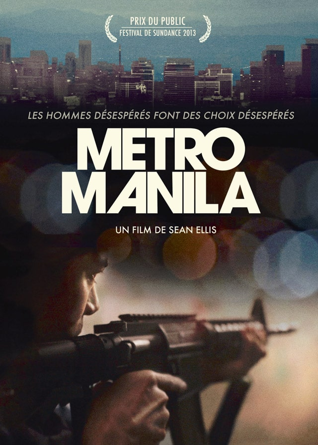 Affiche film metro manila