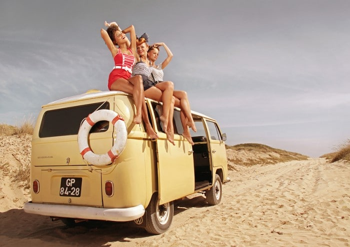 camion pinup