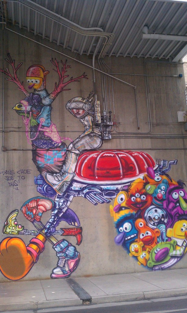sesame street art