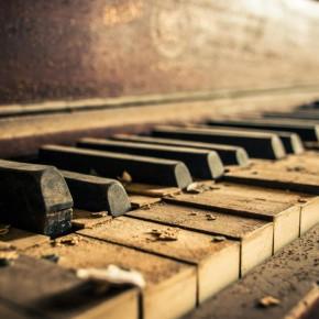 urbex piano