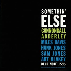 Cannonball Adderley - Somethin' Else - 1958
