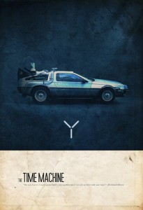 Time Machine - Justin Van Genderen