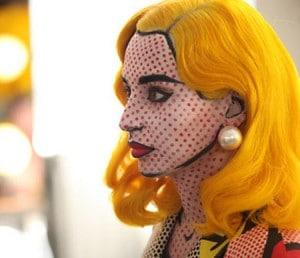Maquillage Lichtenstein