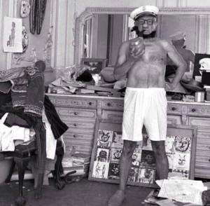Picasso Popeye