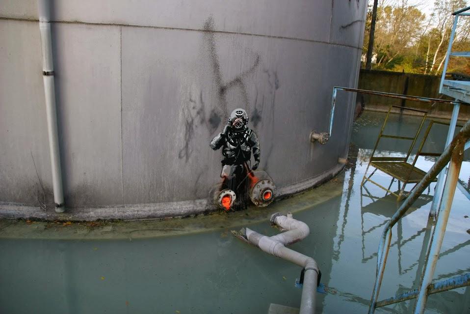 submerge Street art in Germanycute-street-art