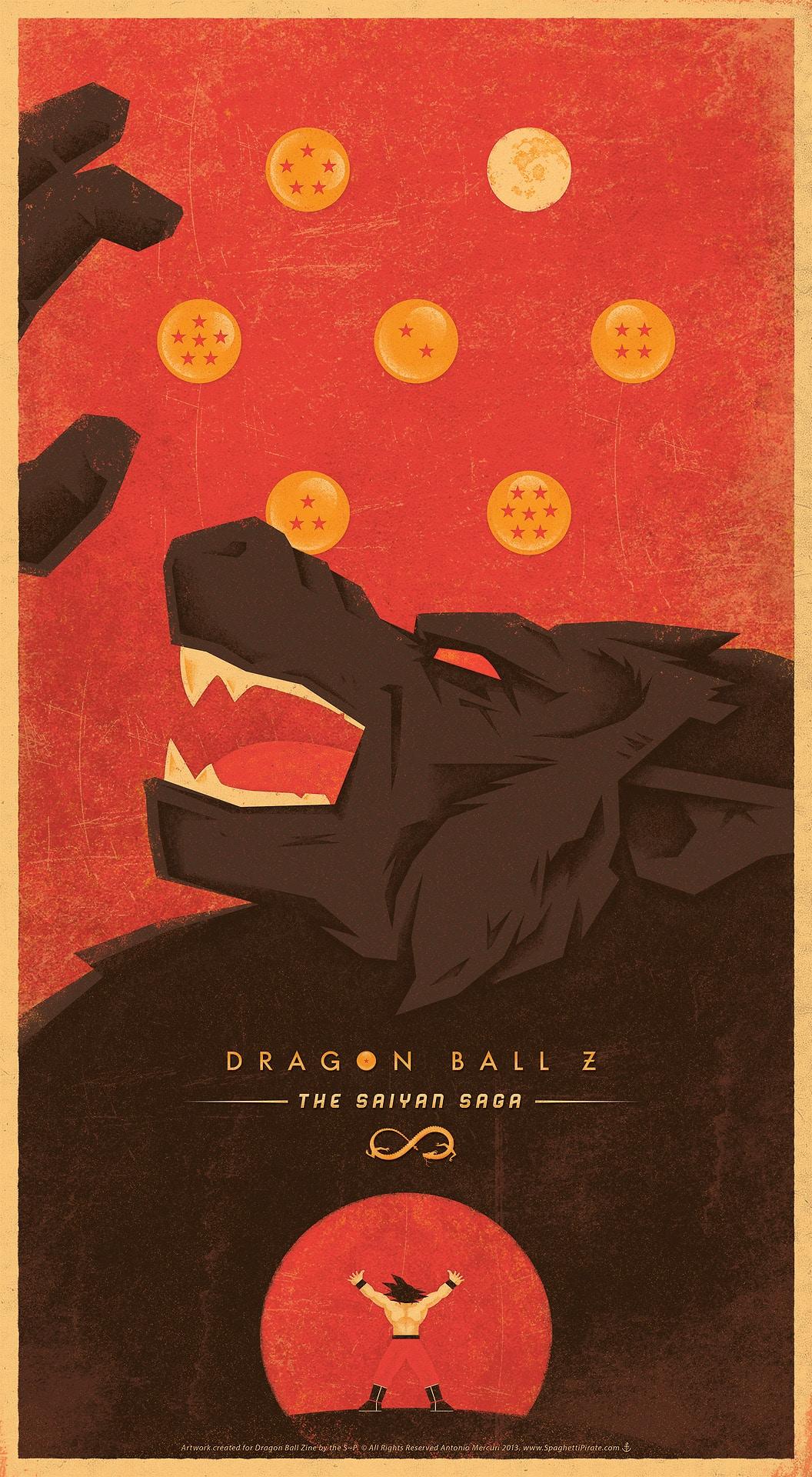 Dragon Ball Fan art