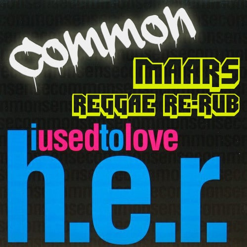 Common- I Used To Love H.E.R (Maars Reggae Re-Rub)