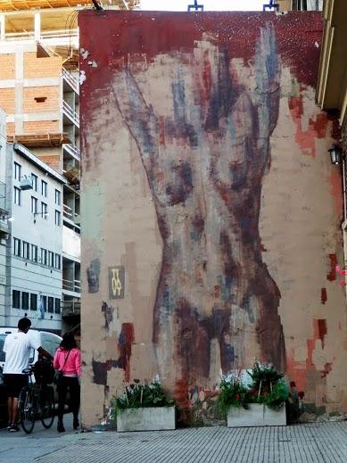 Street art in San Telmo, Buenos Aires, Argentina, by CHLOÉ TIRAVY-51-street-art