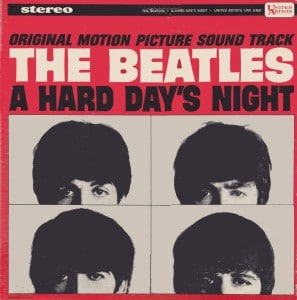 The Beatles - A Hard Day's Night - 1964
