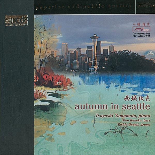 Tsuyoshi Yamamoto - Autumn In Seattle - 2011