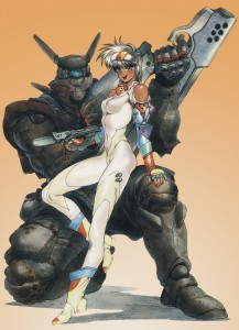 Appleseed - Masamune Shirow - 1985