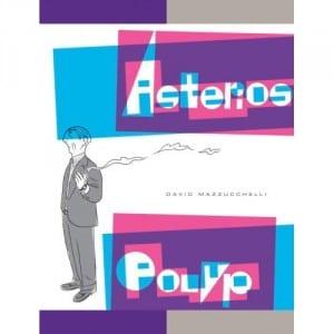 Asterios Polyp - David Mazzucchelli - 2009