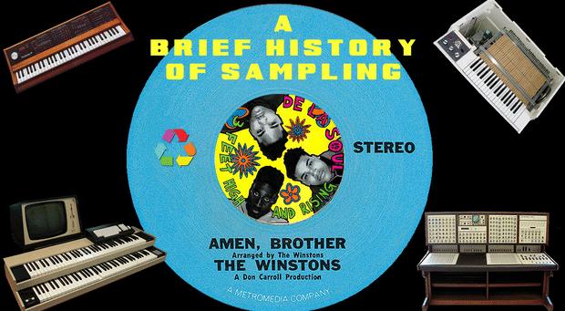 A Brief History of Sampling