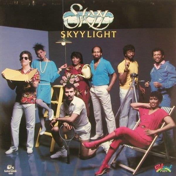 Skyy - Skyylight - 1983