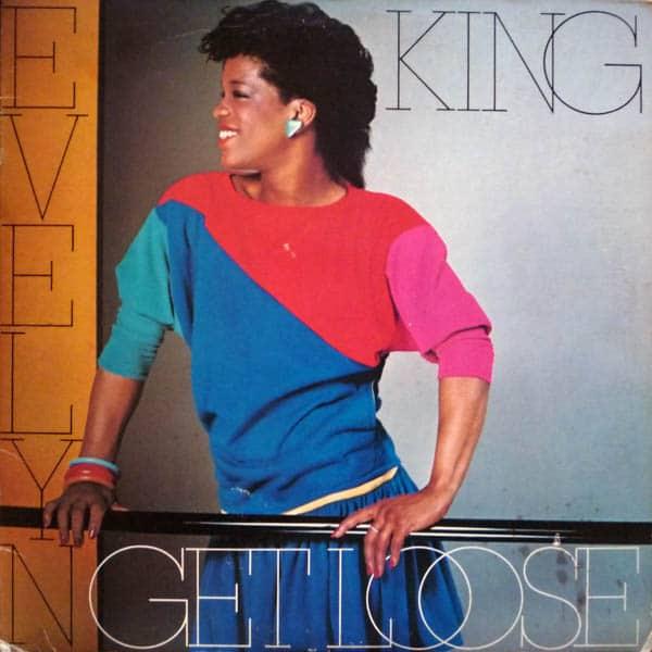 Evelyn King - Get Loose - 1982