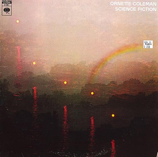 Ornette Coleman - Science Fiction - 1972