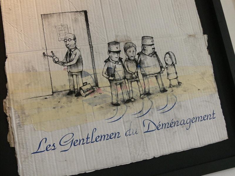 Dran - Les Gentlemen du Déménagement