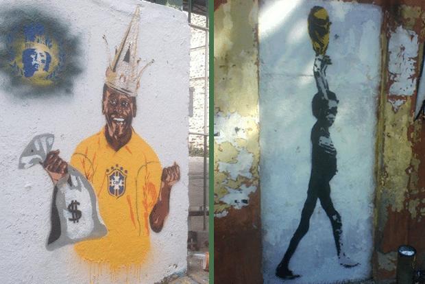 coupe du monde 2014 brasilstreetart99