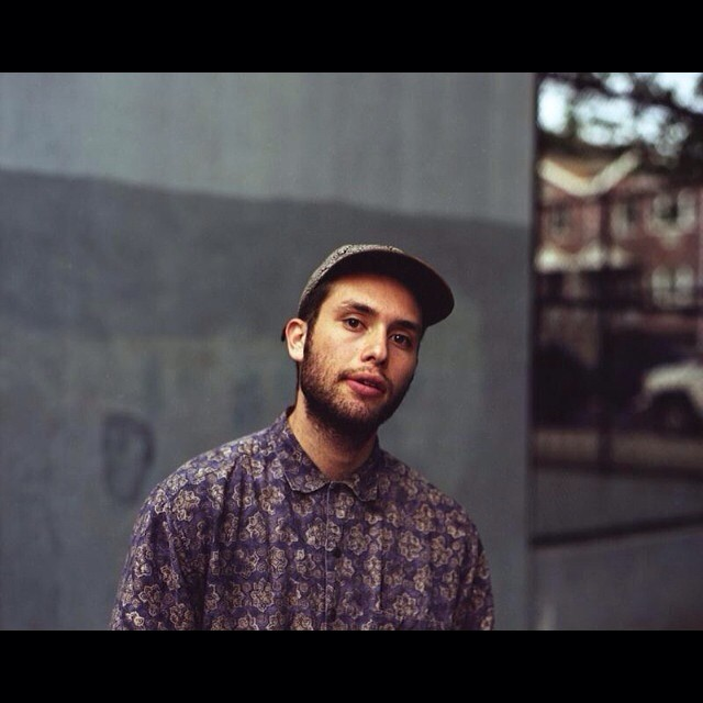 Nick Hakim by William Hacker