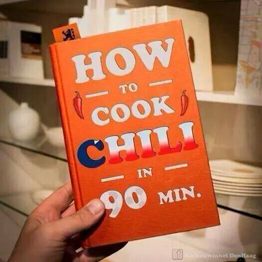 how to cook chili