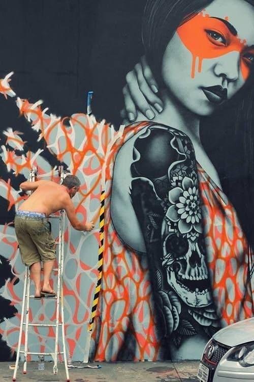 brasil street art