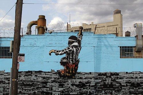 palestinian street art